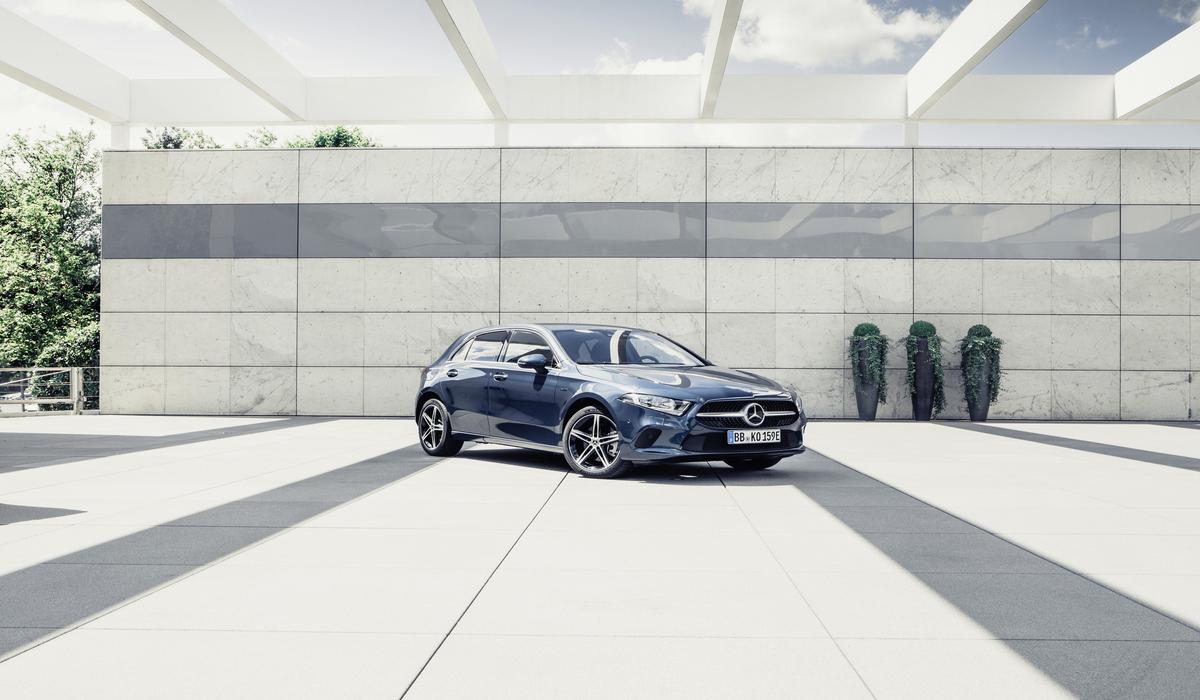 Híbrido plug-in Mercedes-Benz A 250e já tem preços para o mercado nacional