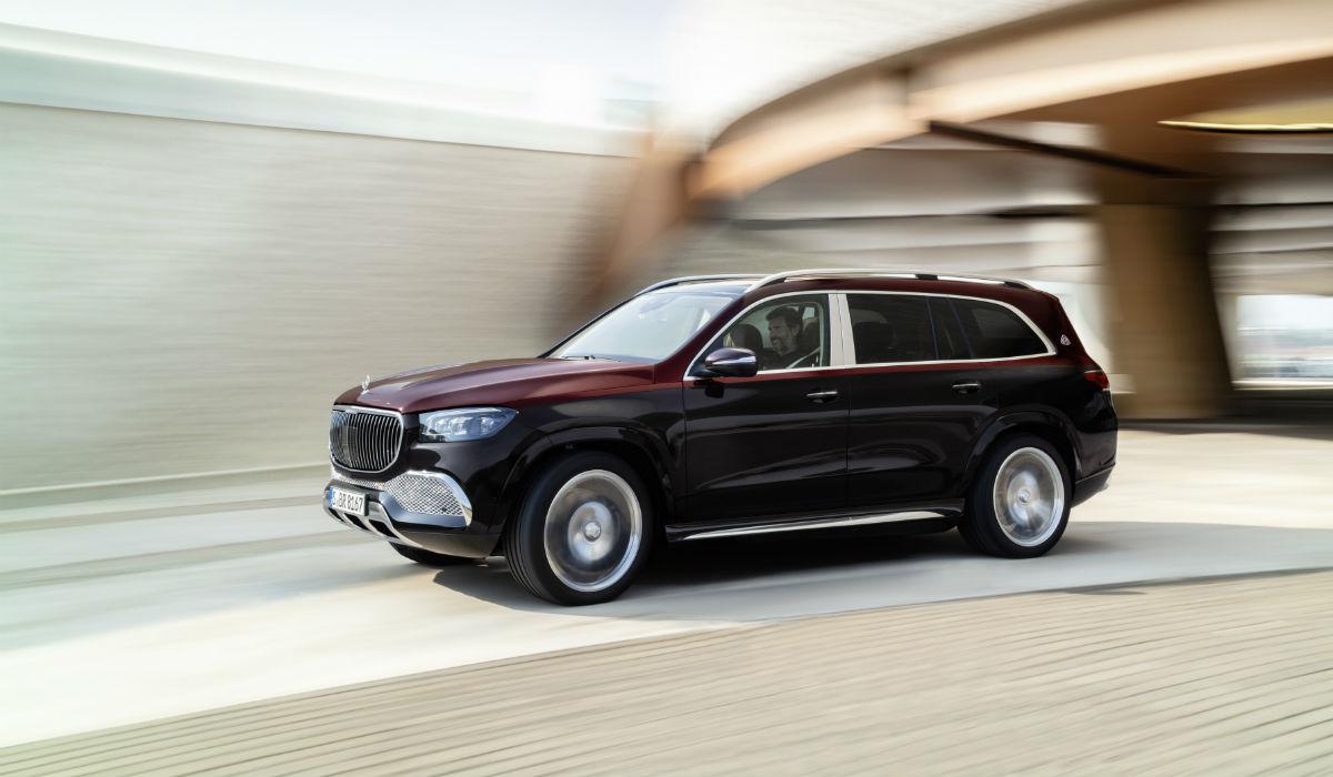 Mercedes-Maybach GLS é nova proposta para o segmento dos SUV de luxo