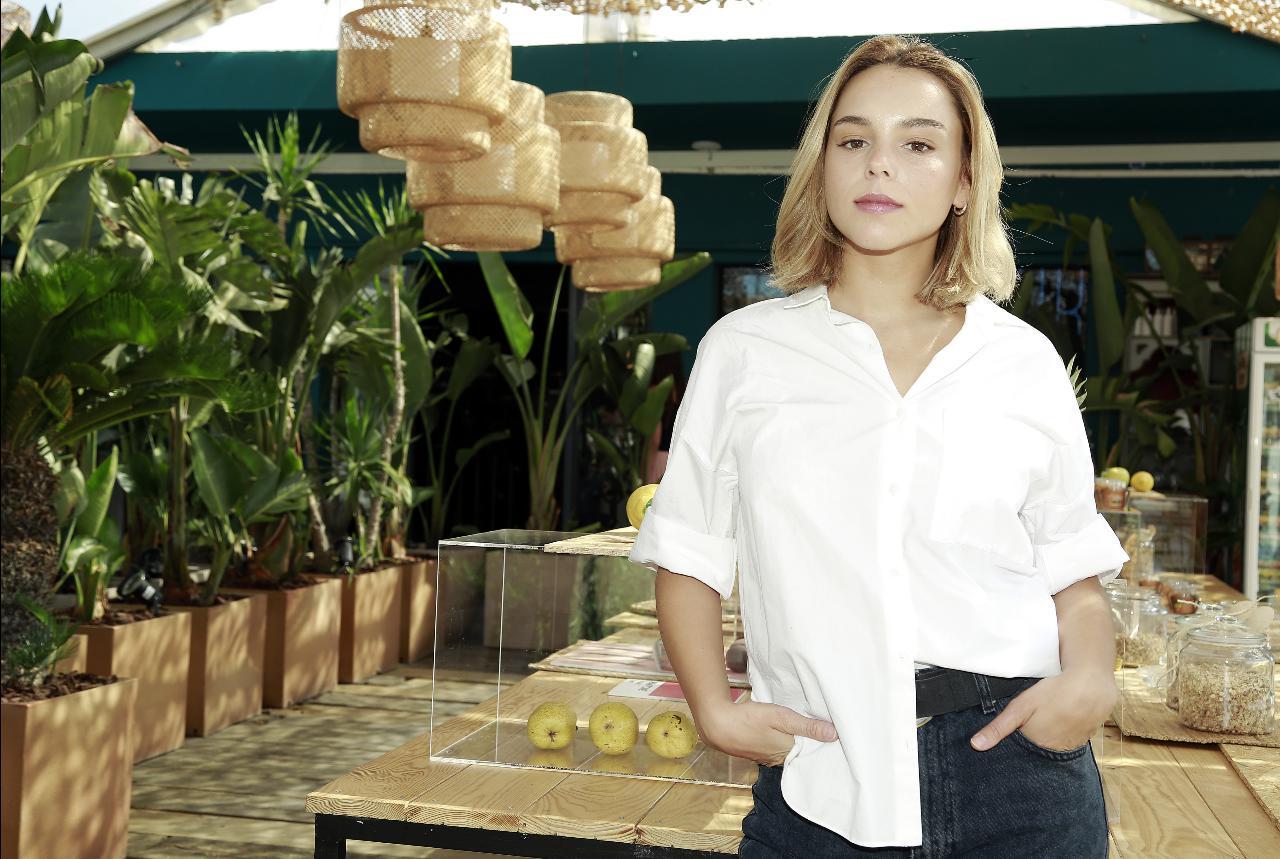 Nem Carolina Carvalho resiste ao bumbum de Filipa Areosa