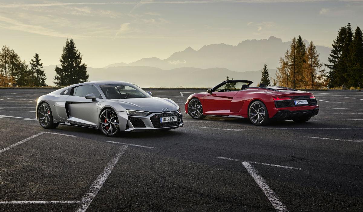 Audi R8 de tração traseira apontado aos condutores mais puristas