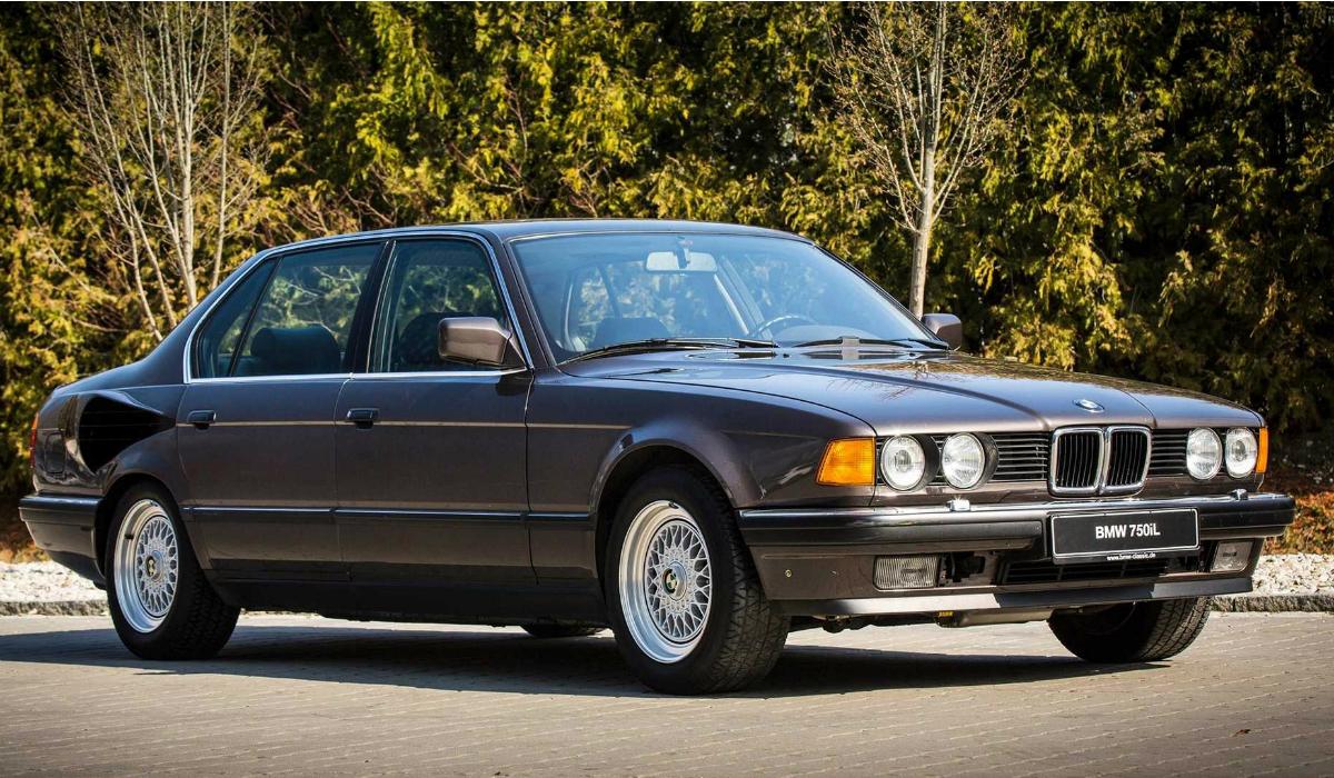 BMW V16 Goldfish, uma loucura para rivalizar com a Mercedes