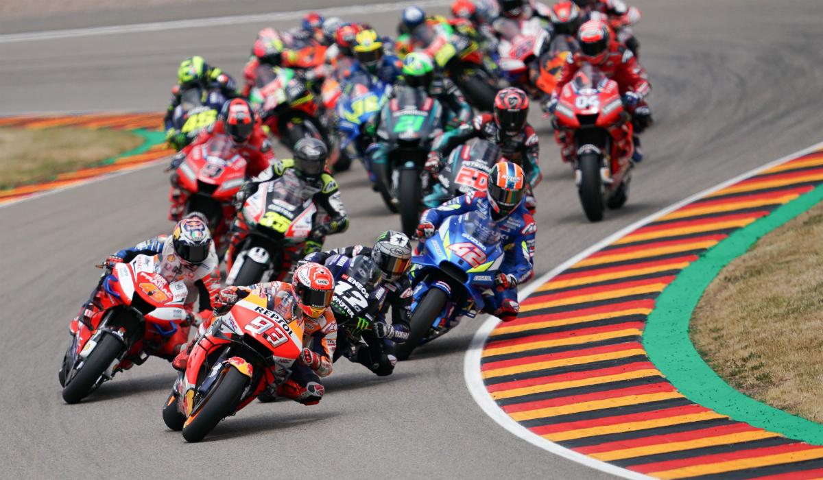 Mundial de MotoGP pode regressar a Portugal