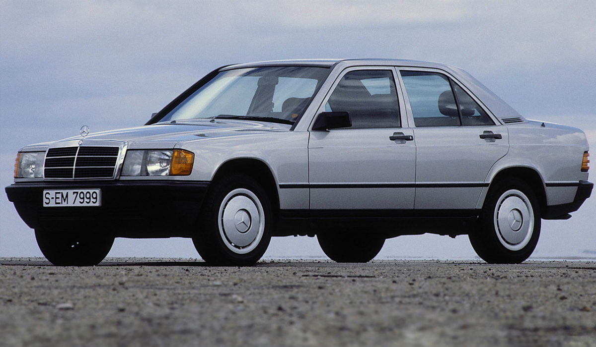 Mercedes-Benz 190, o clássico que foi feito para durar