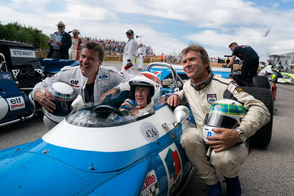 Goodwood Festival of Speed, o evento que celebra a cultura automóvel