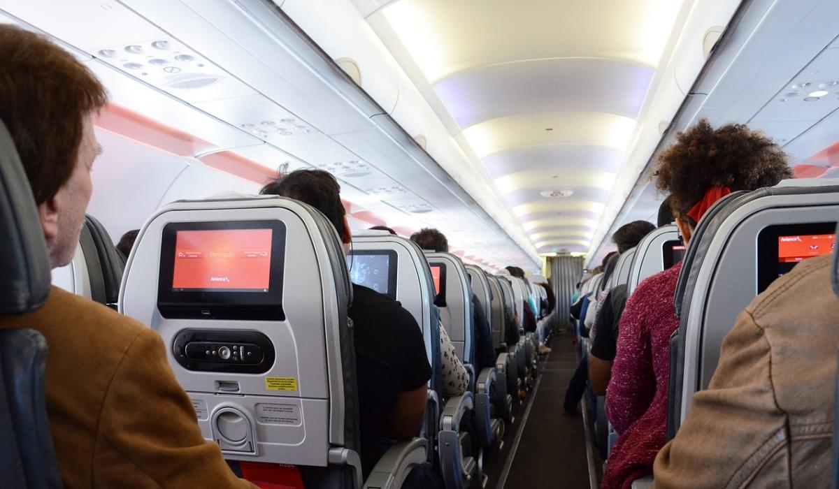 Estes são os lugares mais seguros num avião em caso de acidente