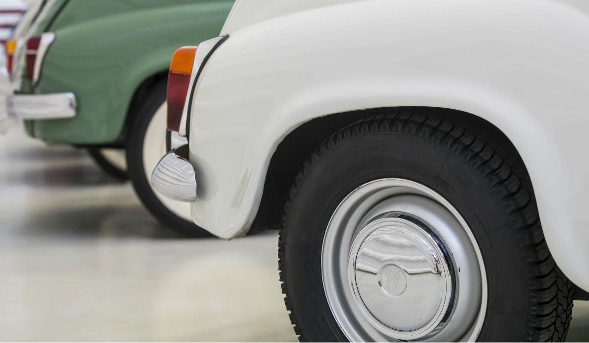 Michelin volta a produzir série MX para o pequeno Seat 600