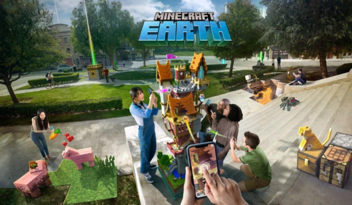 Minecraft Earth, o jogo que promete ser o novo Pokemon Go
