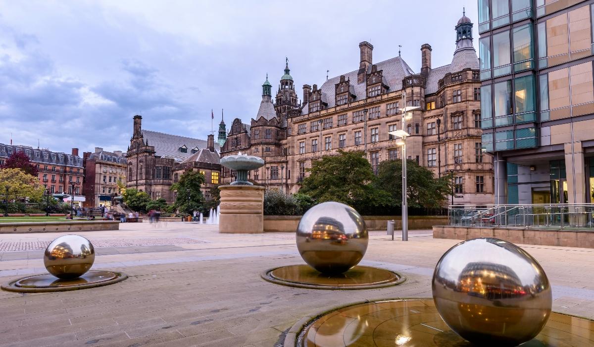 Sheffield é a cidade do berço do futebol e também tem muita história para contar