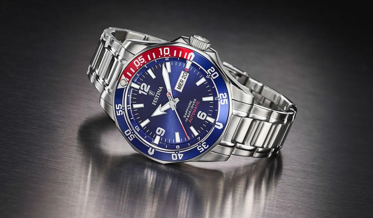 Festina leva o estilo ao seu pulso com os novos relógios automáticos da marca