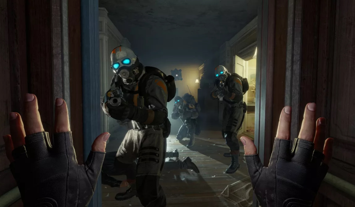 Half-Life:Alyx, a Realidade Virtual chegou à popular saga da Valve