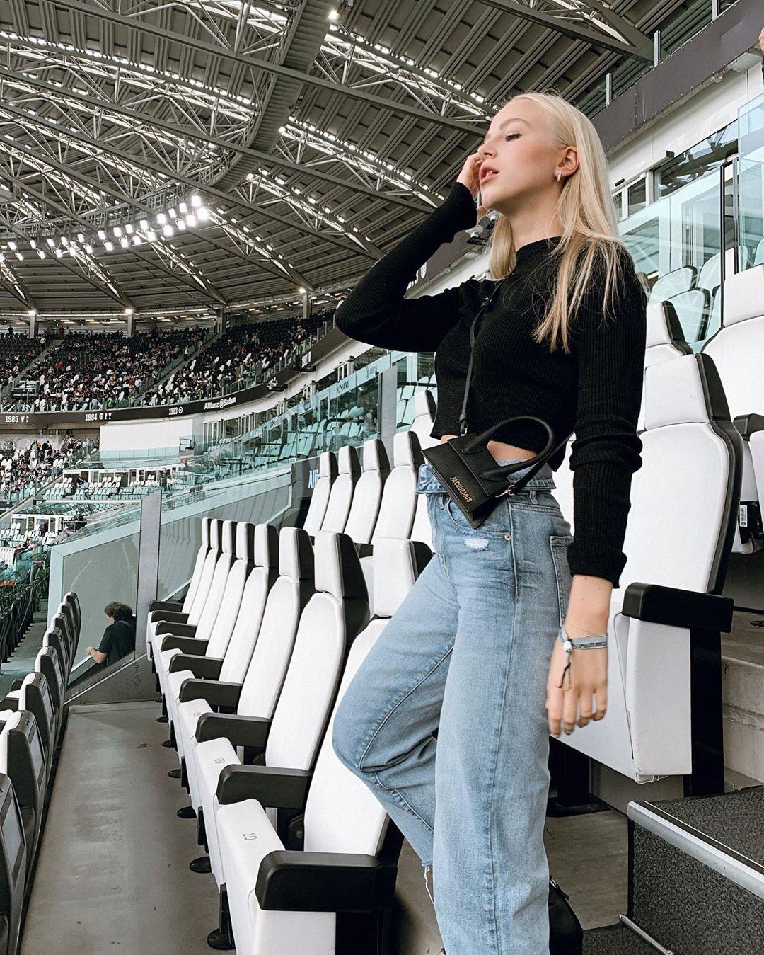 Ivana Nedved e o desconforto perto de Cristiano Ronaldo