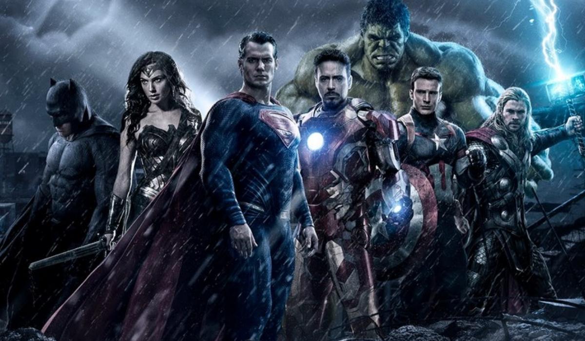 Rivalidade entre Marvel e DC vai ter uma série especial