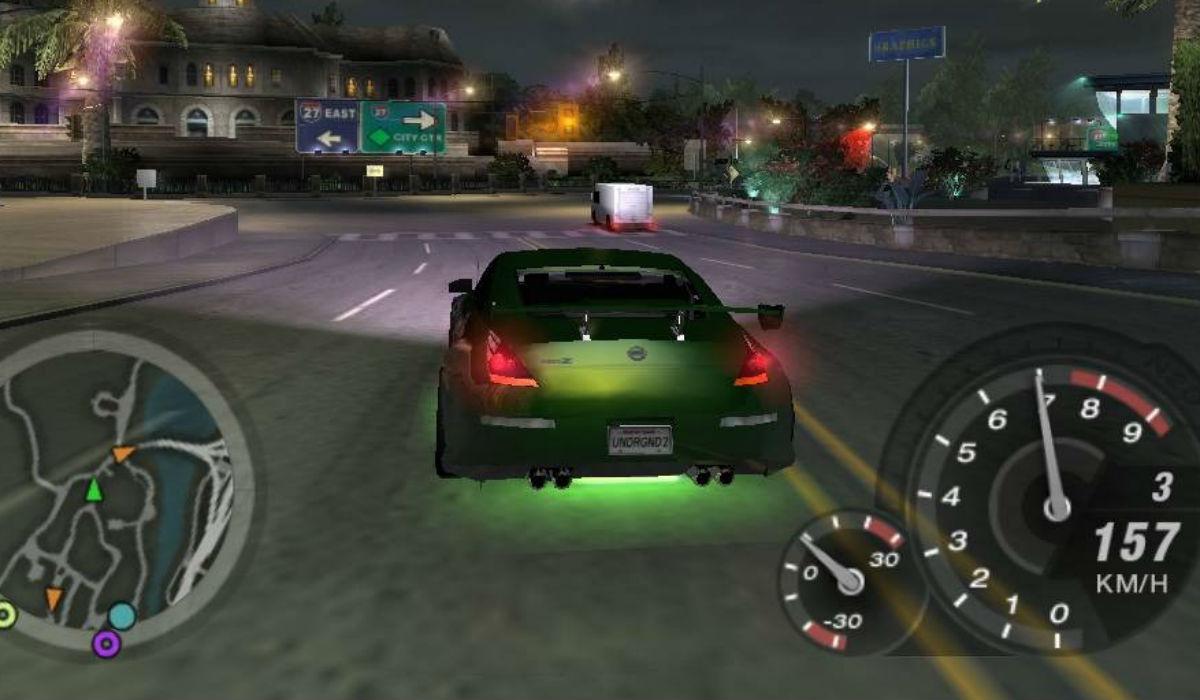 Need for Speed Underground, a mítica saga do jogo de corridas está de regresso