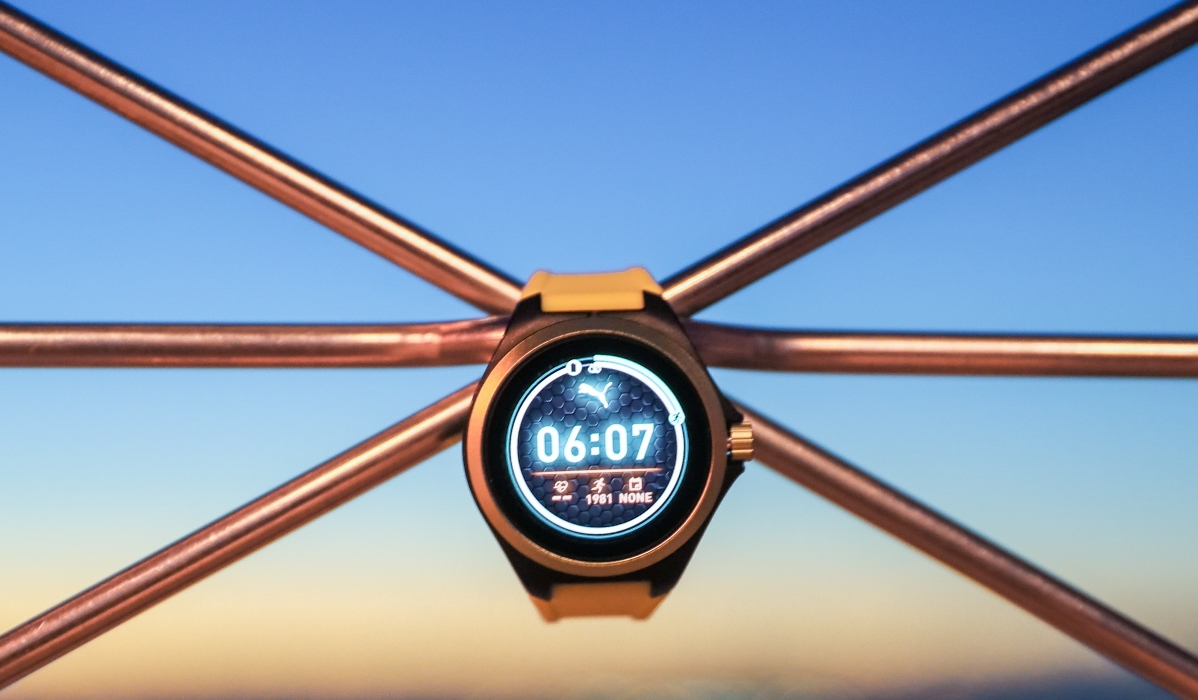 Puma entra no competitivo mercado dos smartwatches