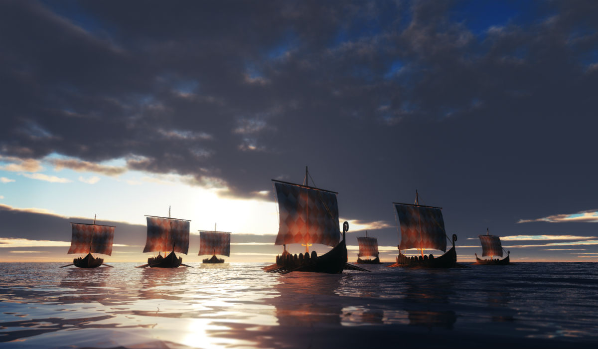 Vikings na América, a série que mostra as aventuras incríveis deste povo