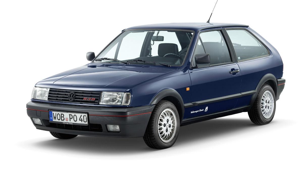 Volkswagen Polo G40, o desportivo endiabrado de som inconfundível