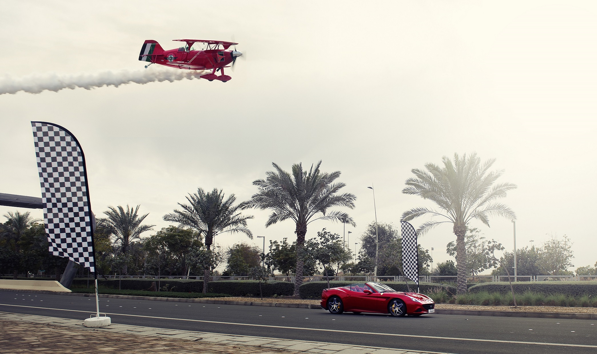 Ferrari World Abu Dhabi premiado nos World Travel Awards