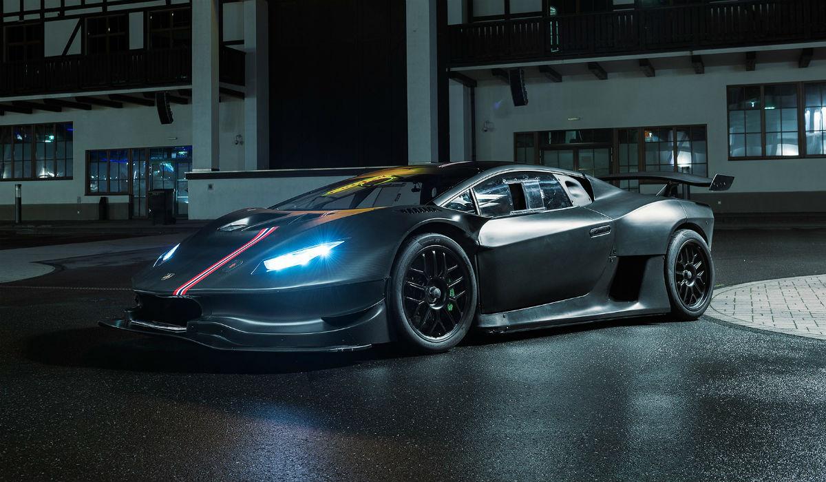 Este Lamborghini Huracan recebeu dois turbos e tem agora 1200 cavalos