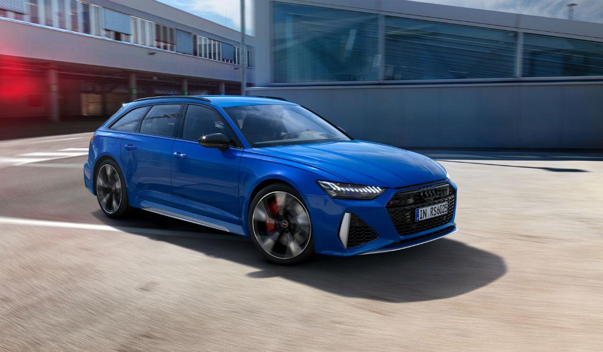 Audi celebra 25 anos da sigla RS com pack especial