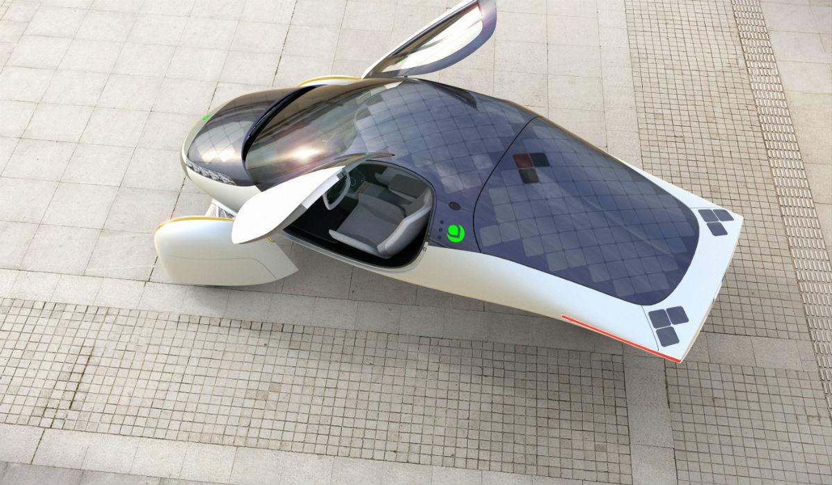 Aptera, o veículo de três rodas que quer revolucionar a mobilidade elétrica