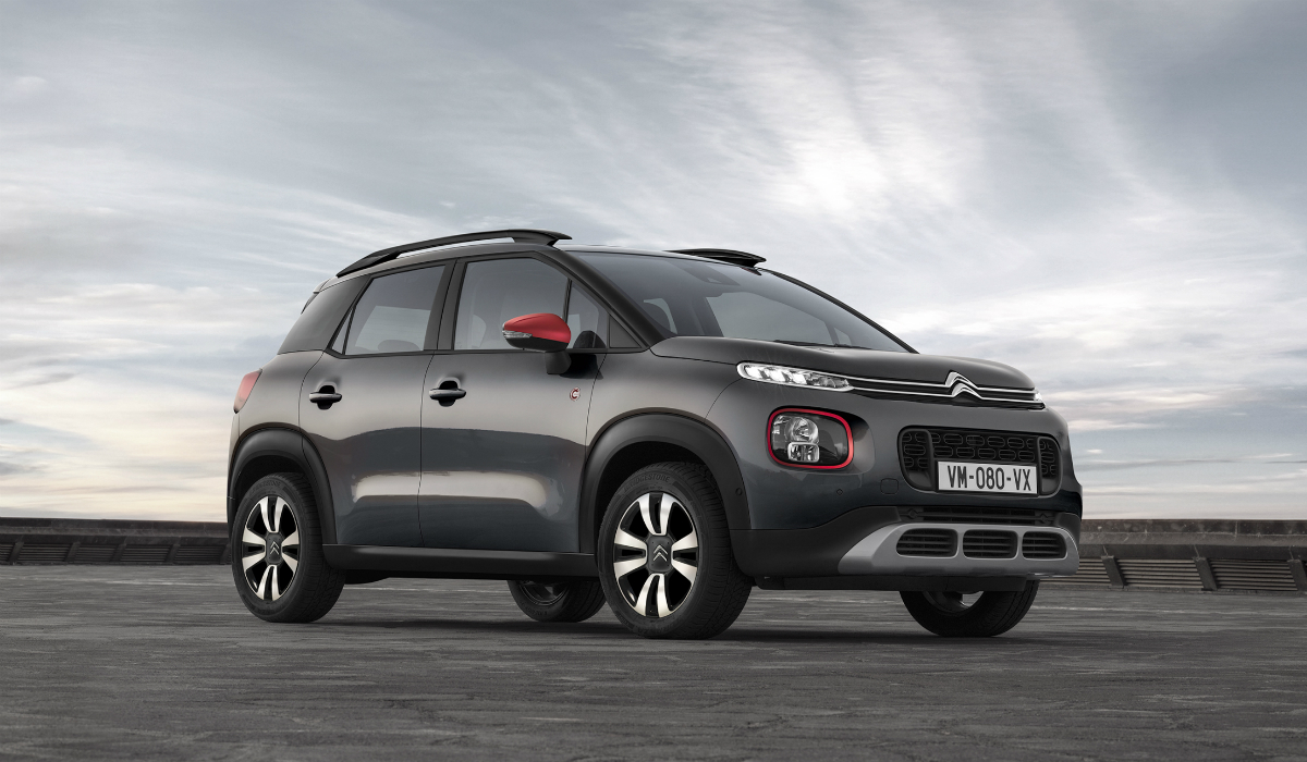Citroën C3 Aircross estreia edição especial C-Series