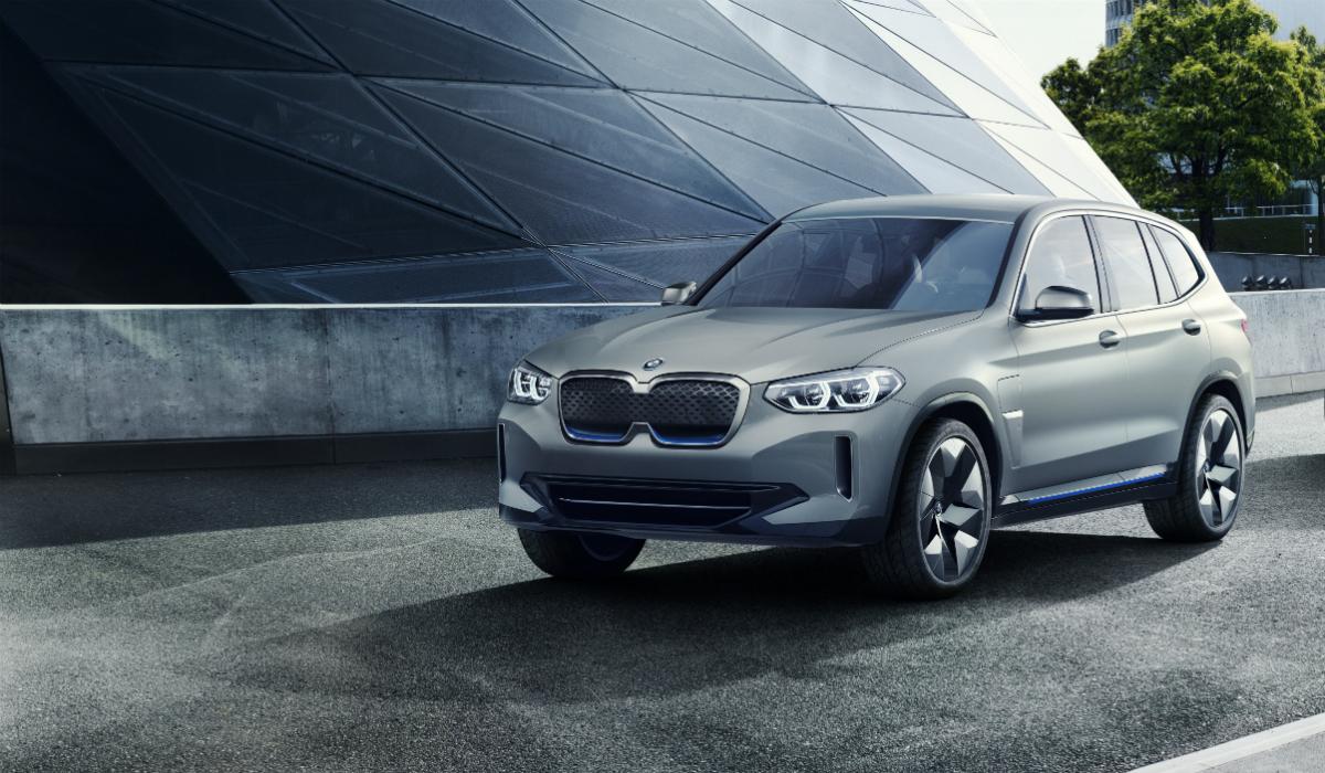 SUV elétrico BMW iX3 confirmado com mais de 400 km de autonomia