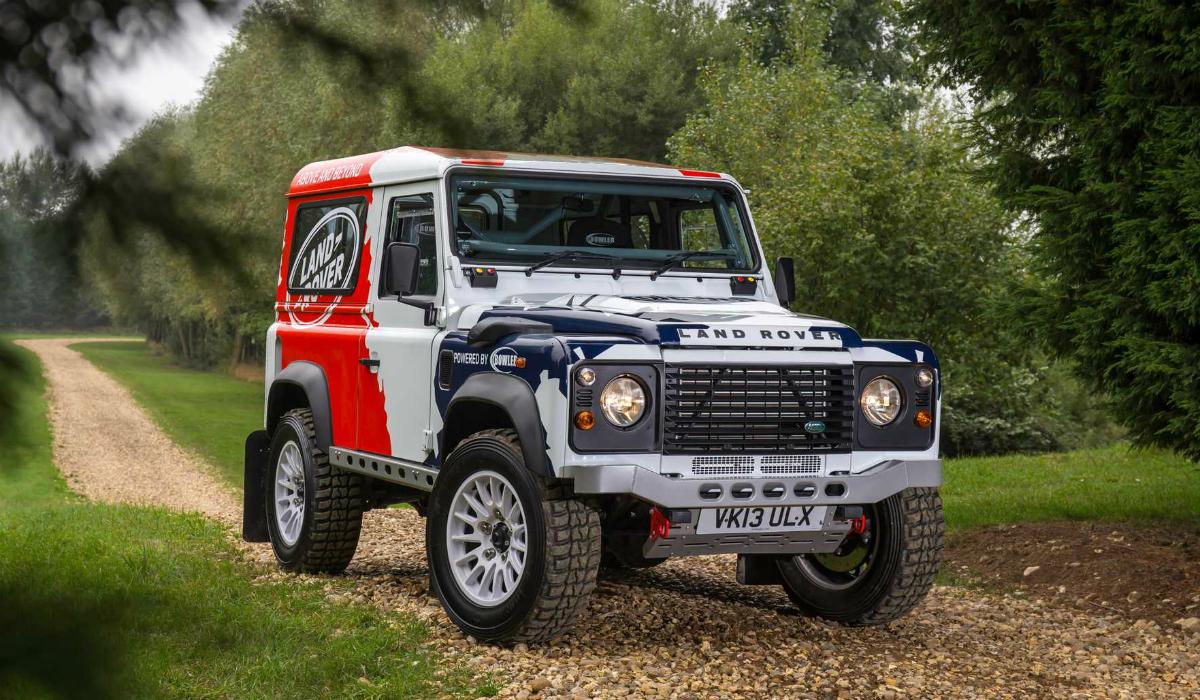 Jaguar Land Rover junta a marca Bowler ao departamento de personalização