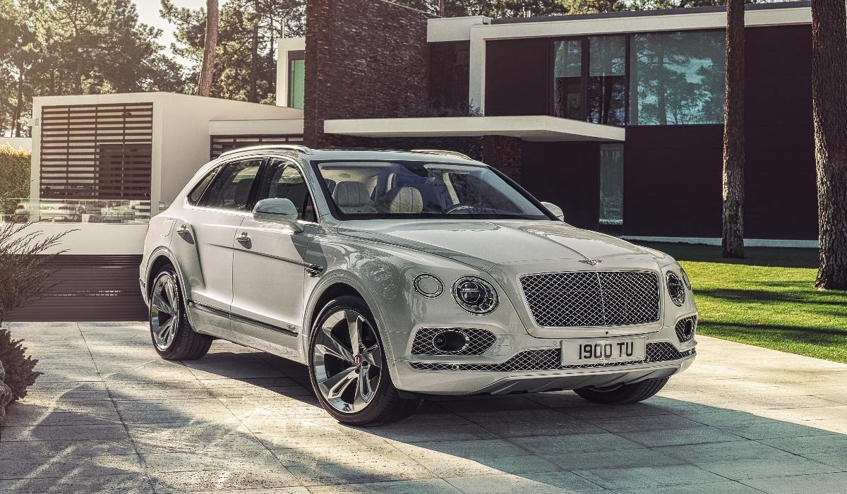Bentley Bentayga Hybrid já tem preço para Portugal