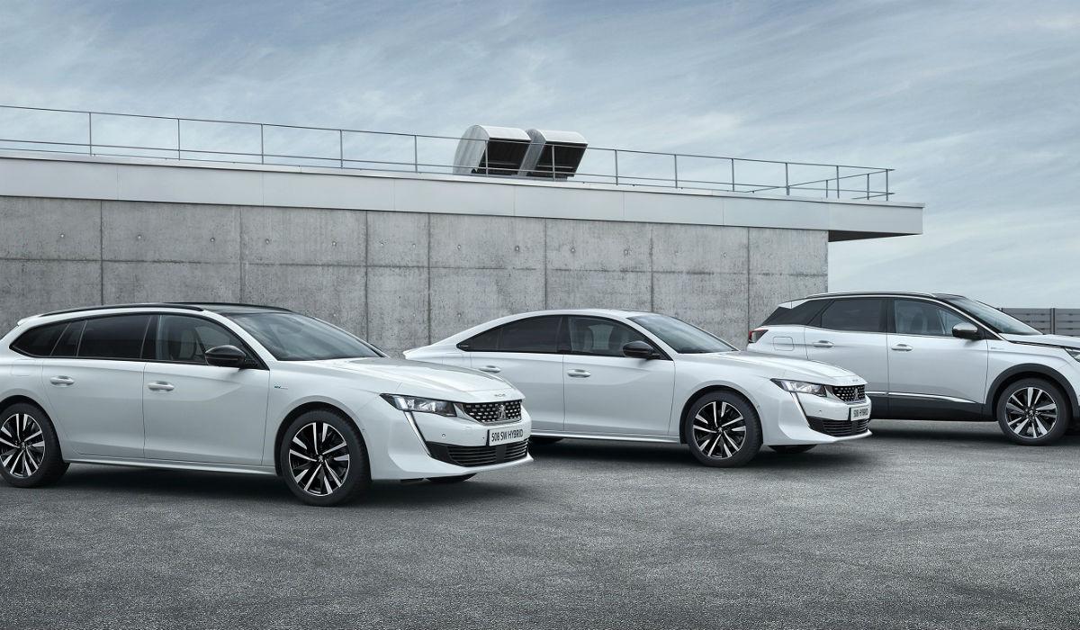 Peugeot abre encomendas para os seus novos modelos plug-in