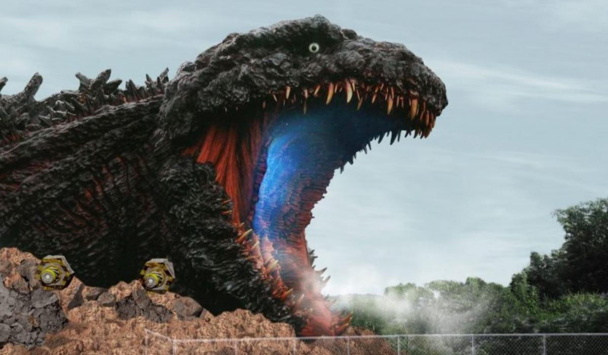 Este parque temático vai ter réplica de Godzilla em tamanho real