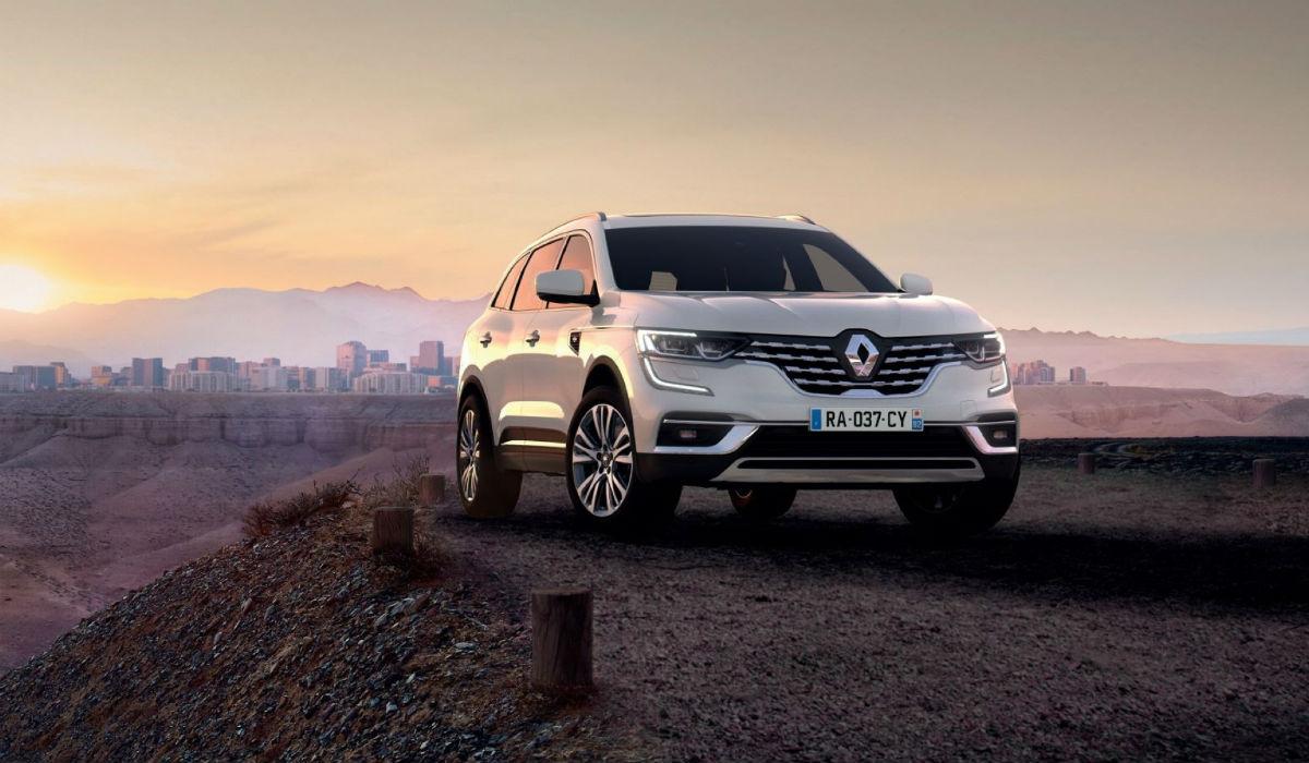 Renault Koleos recebe dois novos motores Diesel e fica mais barato
