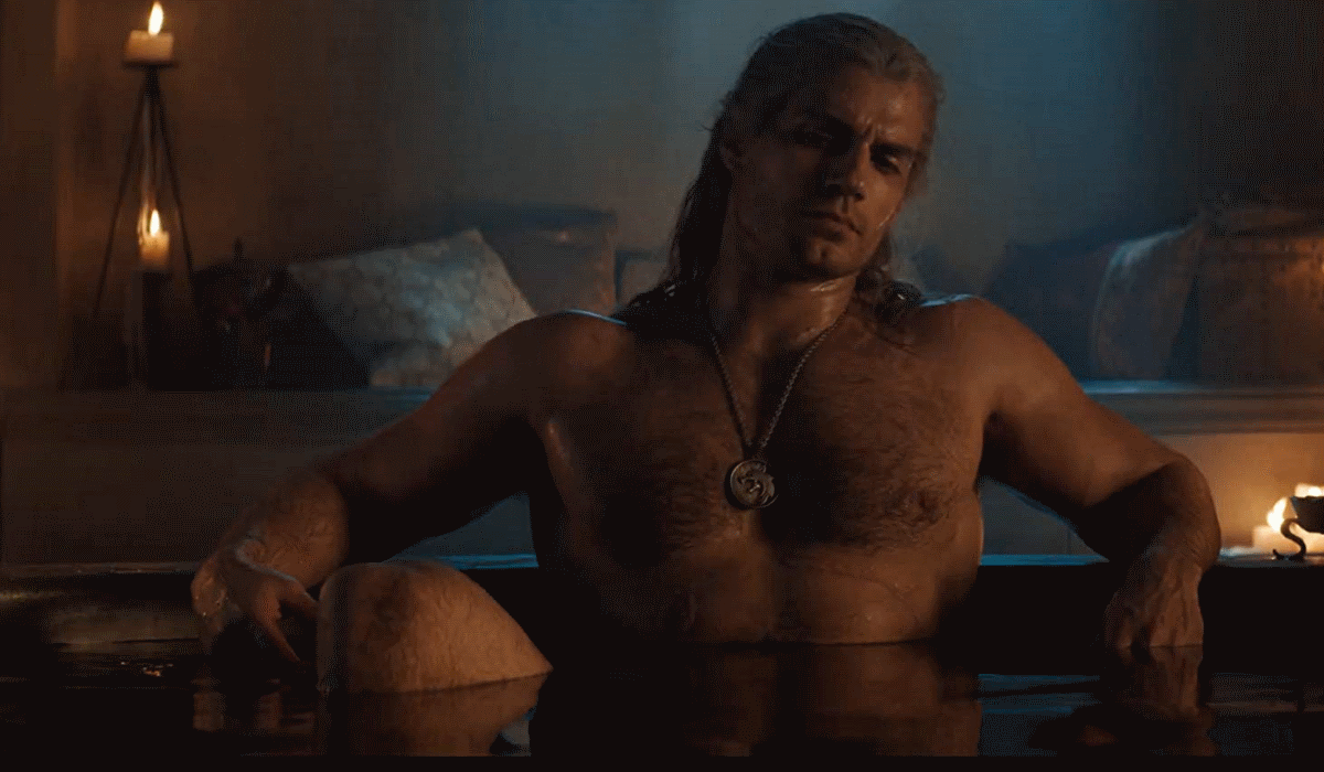Henry Cavill revela os 2 truques utilizados para exibir músculos em The Witcher
