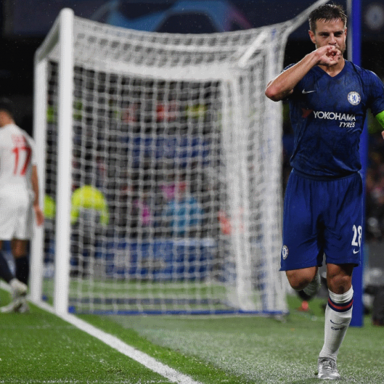 César Azpilicueta, o jogador que o Chelsea compara com Cristiano Ronaldo