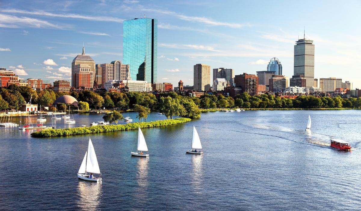 Boston tem história, cultura, mar e um grande trilho demarcado