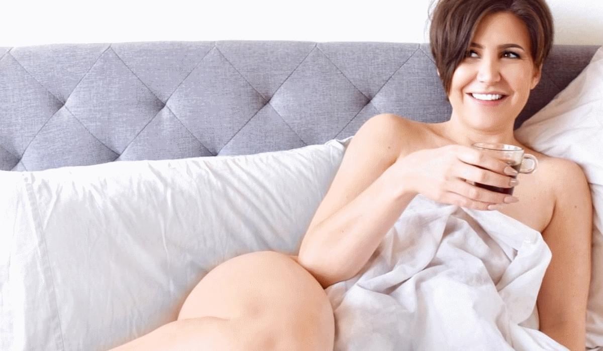 Nadia Bokody, a blogger que dá dicas aos homens que já não são sexualmente desejados pelas parceiras