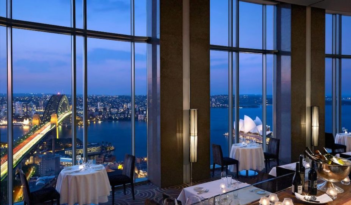 Estes são 5 dos melhores restaurantes de hotel do mundo