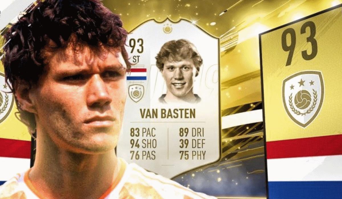 Marco van Basten suspenso do FIFA 20