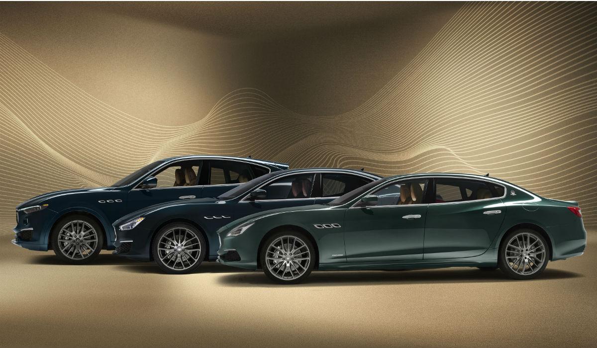 Maserati revela série Royale limitada a apenas 100 unidades