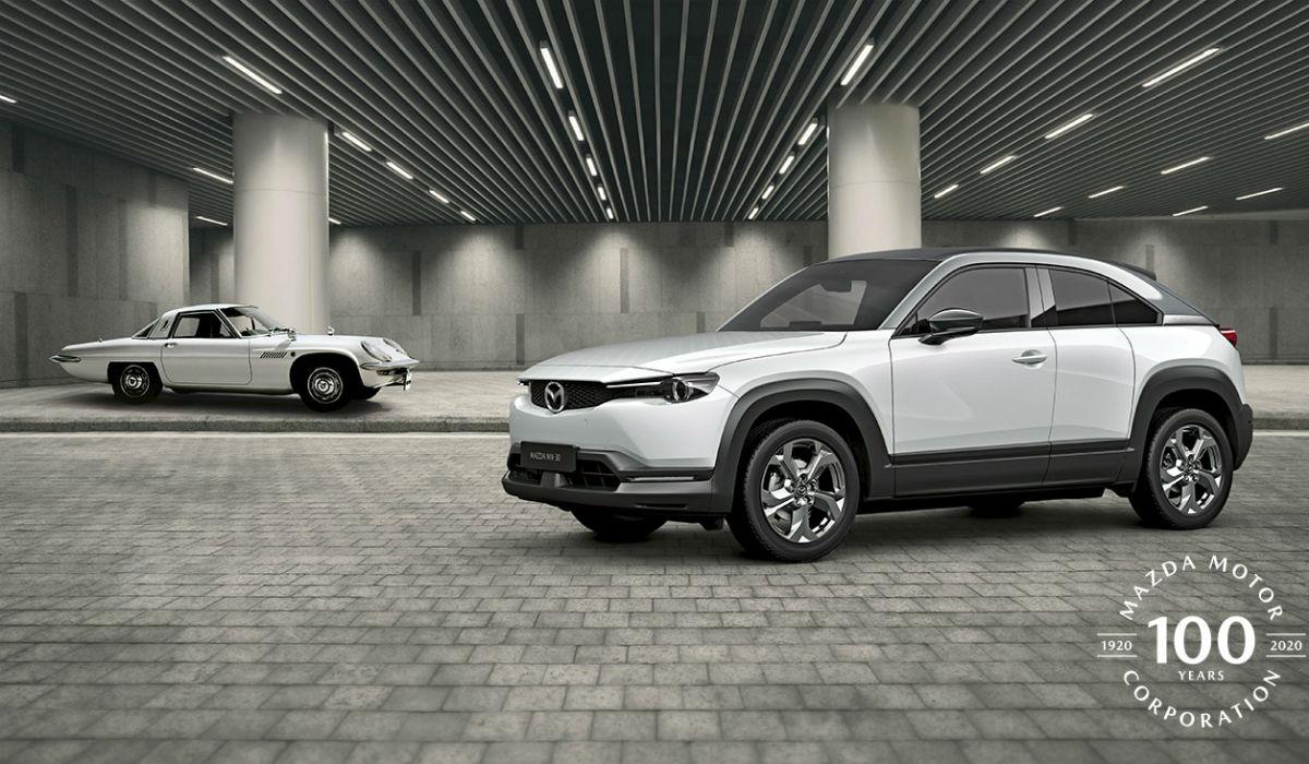 Mazda celebra 100 anos de inovação e de desafios superados
