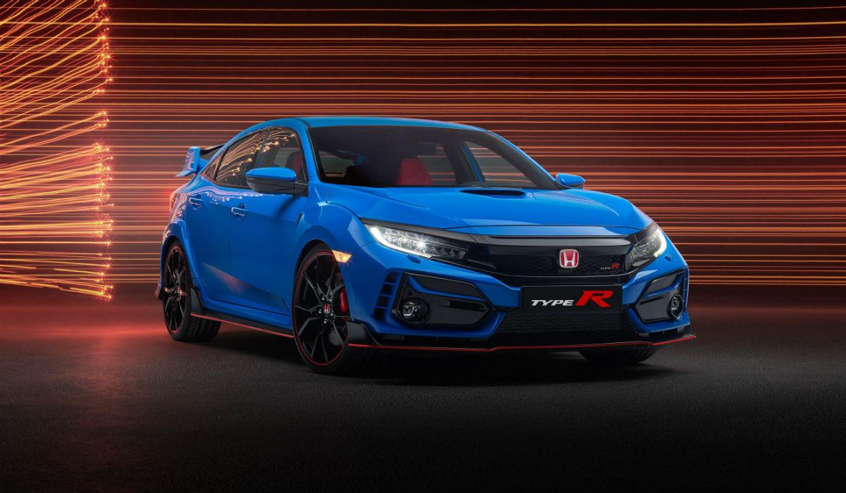 Honda mostra Civic Type R atualizado e focado no futuro