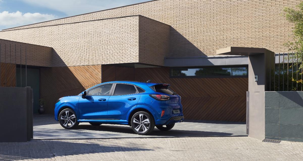 Ford Puma chega a Portugal com preços inferiores a 25 mil euros