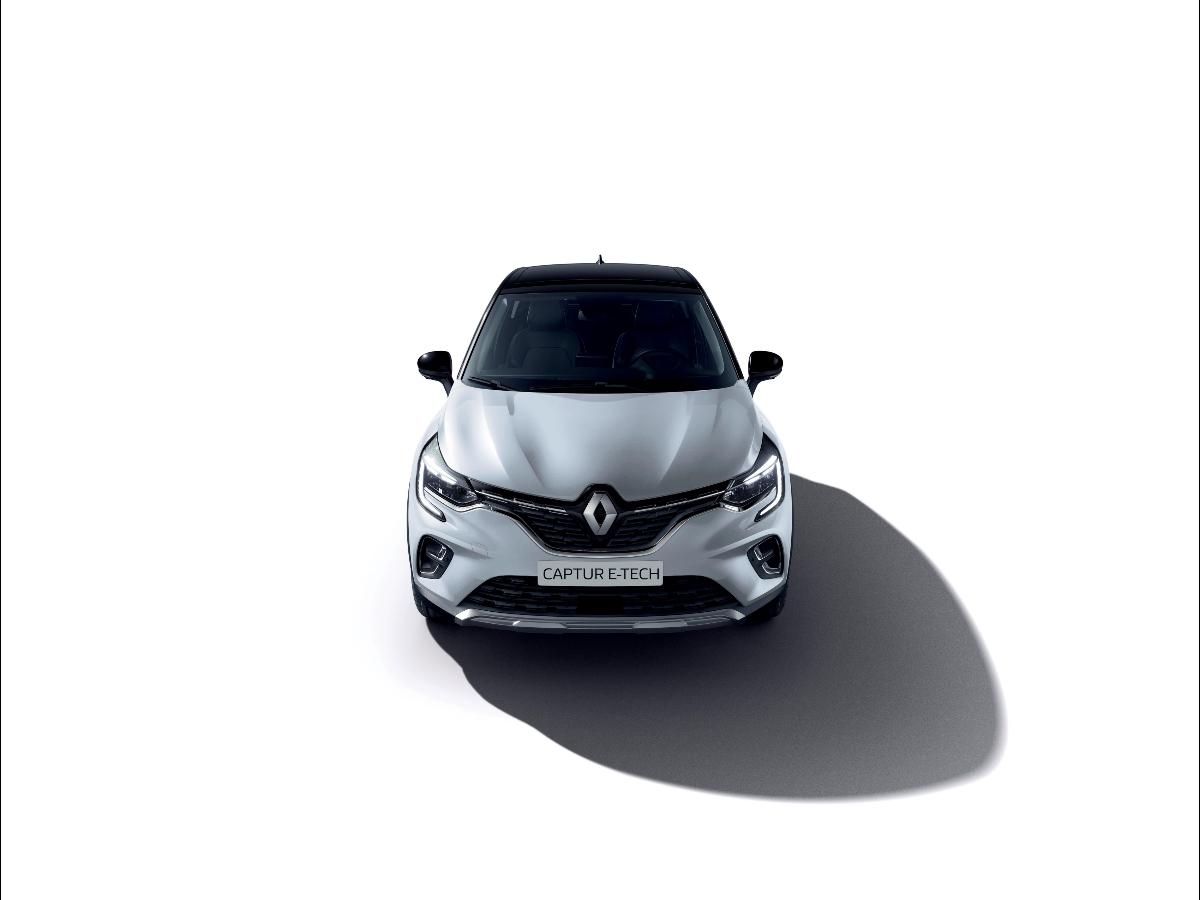 Renault Captur e Clio recebem versões eletrificadas