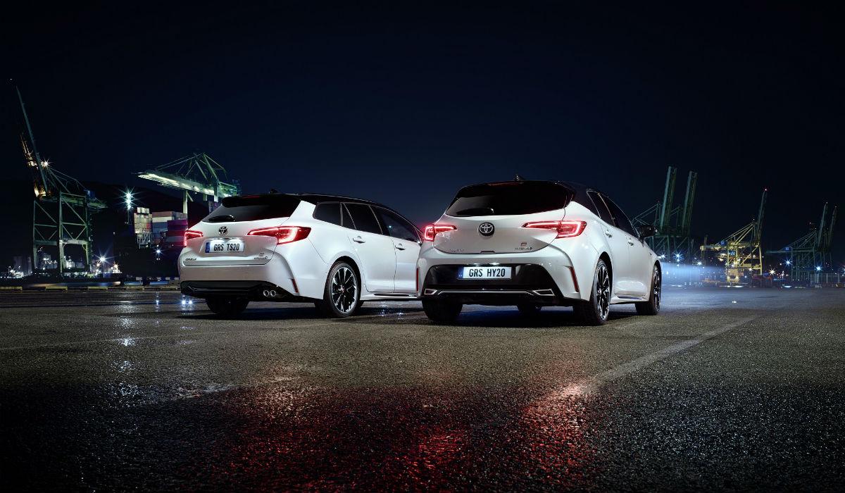 Toyota lança exclusivo Corolla GR Sport em Portugal