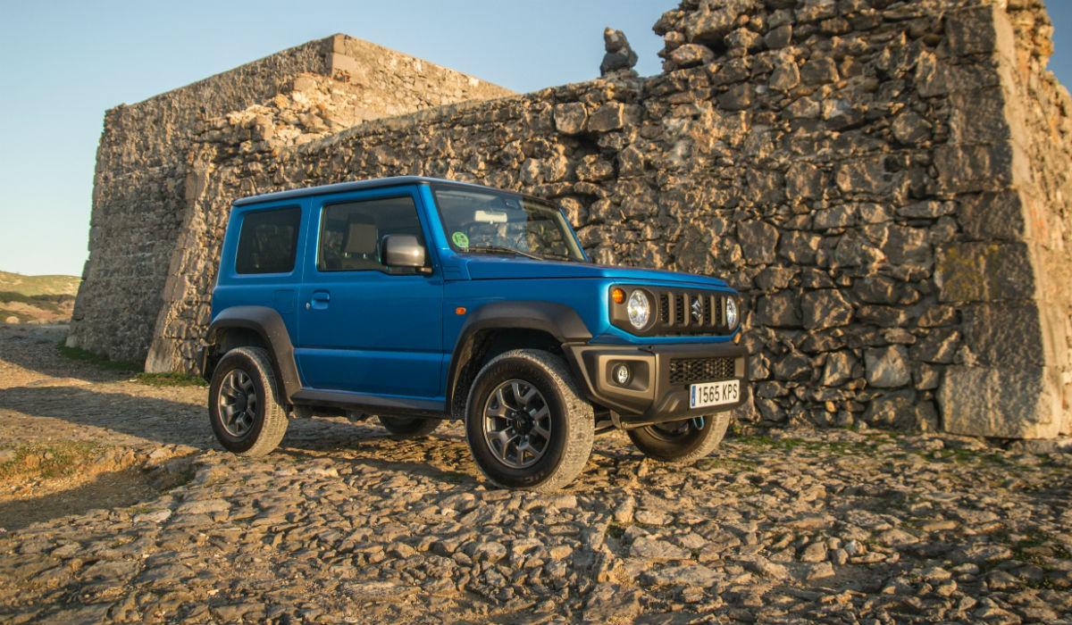 Suzuki pode vir a retirar o Jimny do mercado europeu