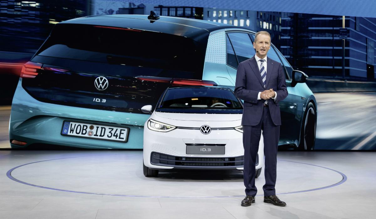 Chefe do Grupo Volkswagen quer mudança radical para evitar o desfecho da Nokia