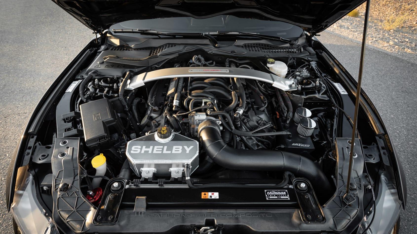 Este Ford Mustang Shelby GT350 modificado ultrapassa os 900 cavalos