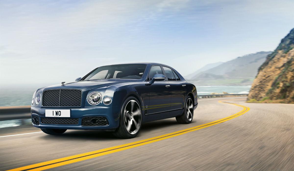 Bentley despede-se do icónico Mulsanne com edição especial