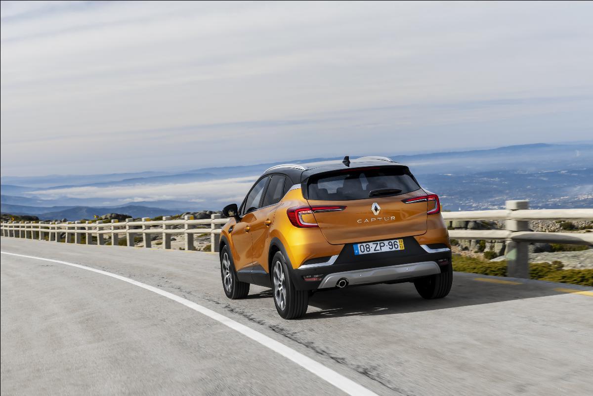 Renault Captur, a nova geração tem tudo para continuar a liderar