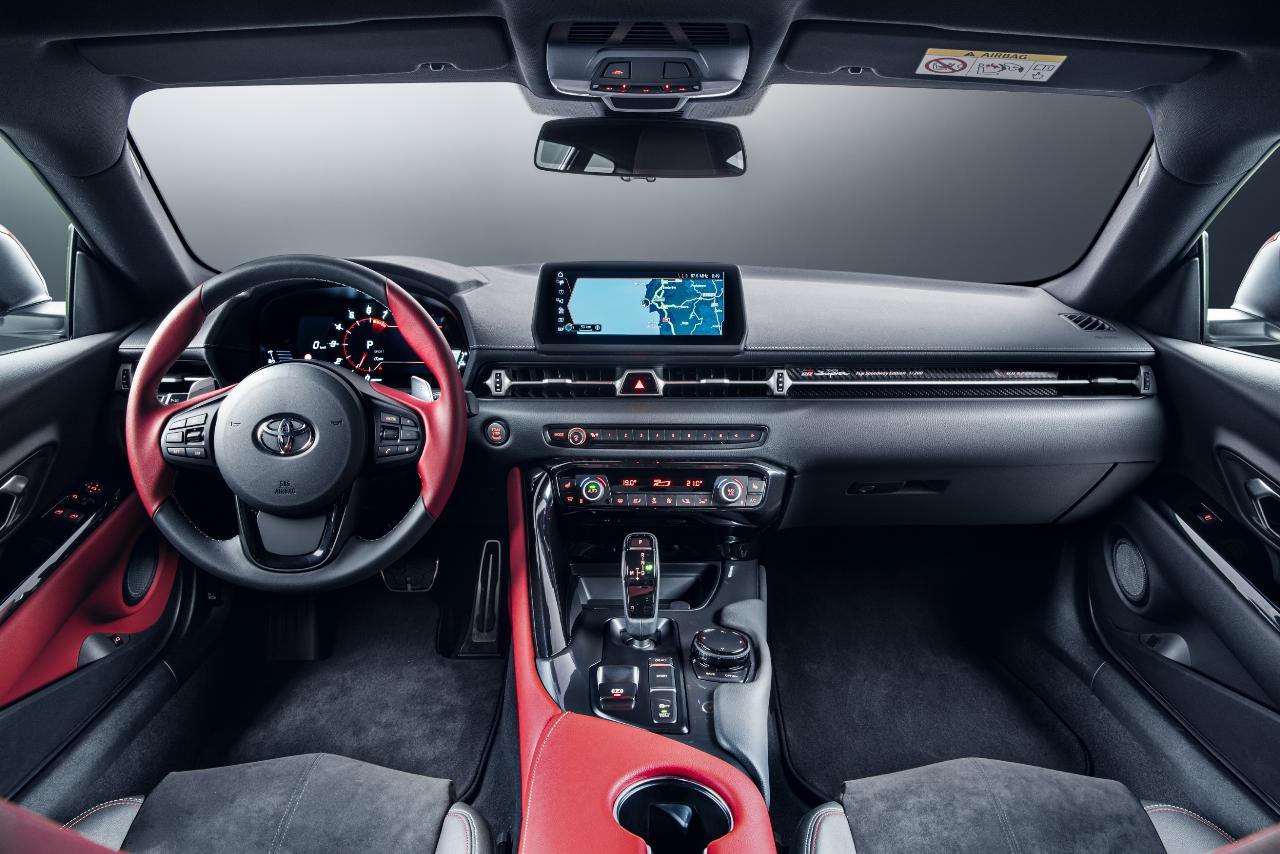Toyota GR Supra mais acessível chega a Portugal e sabemos quanto custa