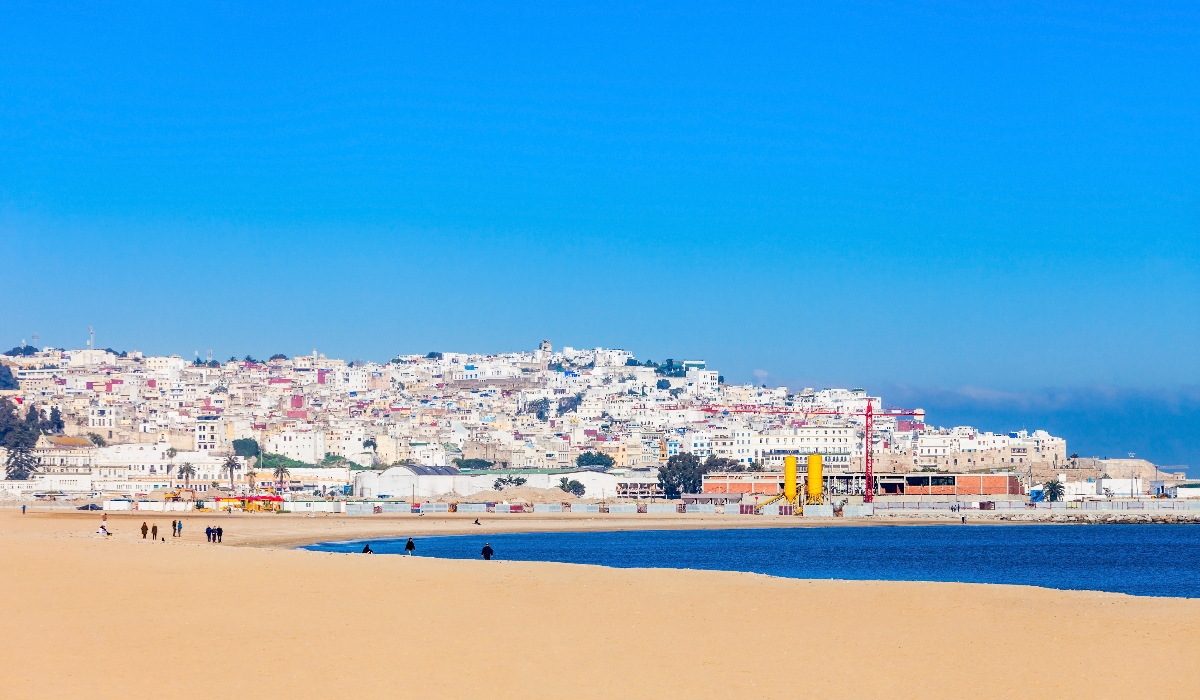 A Medina, as vistas, a praia e os sabores locais de Tânger